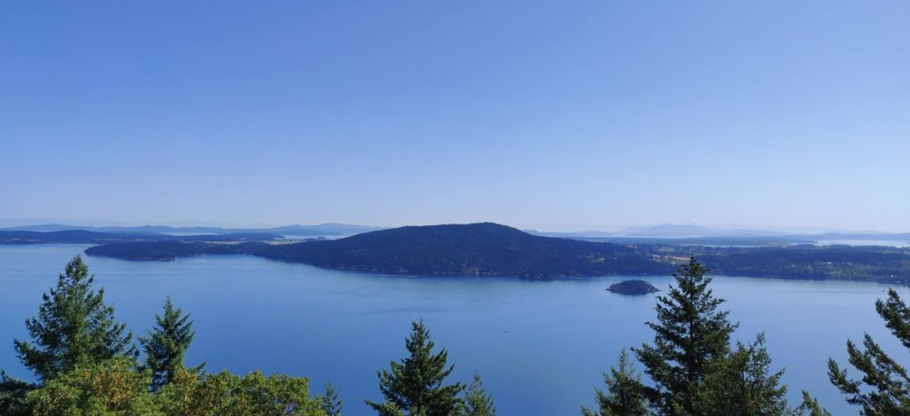 the view from the Malahat